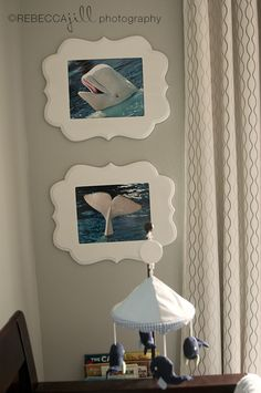 Holly M.'s nautical nursery
