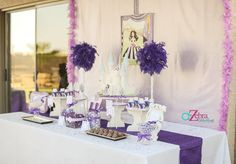 http://atozebracelebrations.com/2013/05/sofia-the-first-birthday-party-2.html