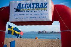 Tri-California Events, Inc. | Alcatraz Challenge Aquathlon & Swim 2012  #Fitfluential #Fitnessbucket list