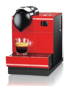 Nespresso coffee maker.