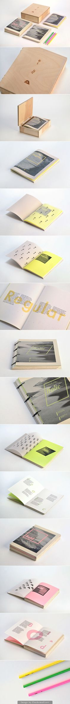Font Book by Pin-Ju Chen