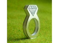 Older fake diamond ring that is not available now days to purchase. #Fake #Diamond #Rings