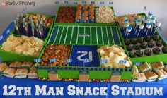 12th Man Snack Stadi
