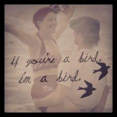 Notebook quote... oh my gosh i can just hear is amazing voice saying this!