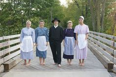 All things Amish