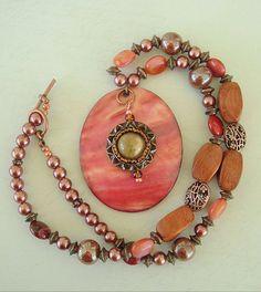 Boho Necklace Bohemian Jewelry Southwest Jewelry by BohoStyleMe