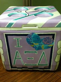 AXiD cooler crush!