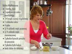 Babka piaskowa. Kliknij, aby poznać przepis. Przepisy wielkanocne, wielkanoc, ciasta na wielkanoc, babki wielkanoc.