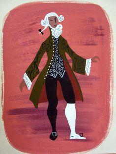 'cinderella', mary blair illustration