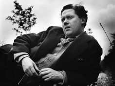 Do not go gentle into that good night, Old age should burn and rave at close of day; Rage, rage against the dying of the light.  Dylan Thomas (1914-1953)