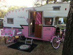 model, caravan, glamp, vintag camperstravel, camperstravel trailer, pink, photo galleries, 1963 shasta, shasta camper