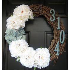 Address Wreath.