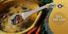 Spicy Kale Soup (S)