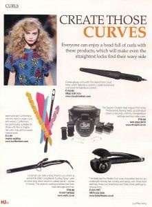 Find your wavy side with a selection of the best curling tools around!