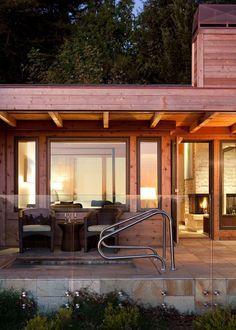 Stylish exterior