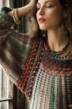 sweater, folklor tunic