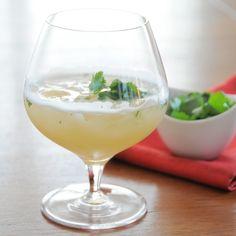 Holiday Pear Margarita