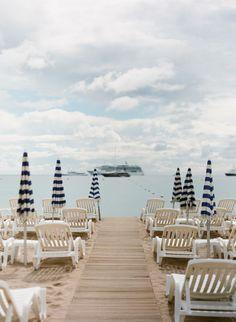 Seaside Seating in Monaco
