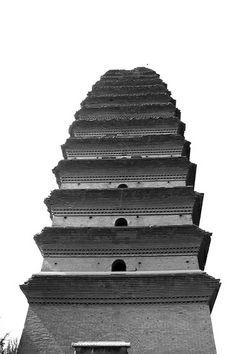 Pagoda de la Oca Salvaje