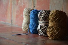 Rustic Jute Twine/ string / Yarn for crafting, kniting, crochet, gifts, packing, scrapbooking, wedding, Set of 4 buy more and save