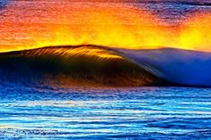 offshor sunset