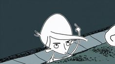 Dinorider by The Animation Workshop. An animated short film by: Peter Lopes Andersson