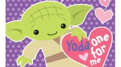 Yoda one for me <3