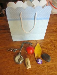 Creative Writing Prompt Bag - The Unlikely Homeschool