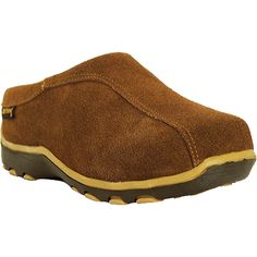 Old Friend Footwear Unisex Alpine Style #: 481116 Dark Brown | Take Your comfort outside with a heavy duty rubber sole , sheepskin lining, and cowhide outer. | #TheShoeMart #CozyToes