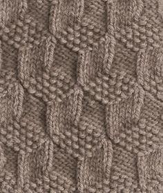 Great knitting stitch pattern