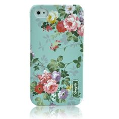 Flower Case For iPhone 4 4S