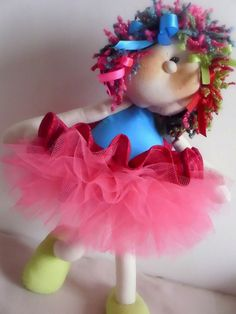 BONECA MARCELA by Atelier Eu & Voce by Andrea Malheiros, via Flickr