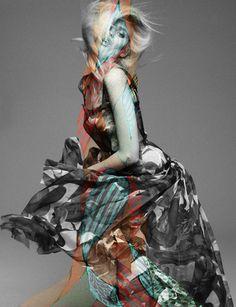 Abbey Lee Kershaw by Greg Kadel for Numero