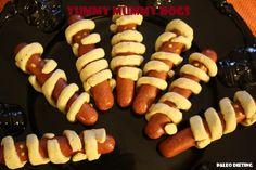 Yummy Mummy Dogs (Paleo)