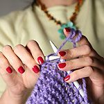 popular knit patterns for beginners