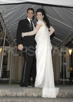 Julianna Margulies and Keith Lieberthal tied the knot in NYC during November of 2007.