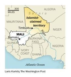 Human Geography in the News: Mali in Crisis