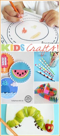 Super Fun Kids Crafts and Activities at The36thAvenue.com