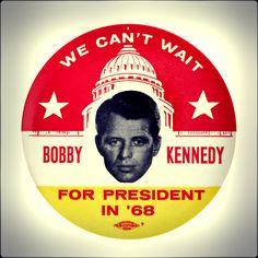 Bobby Kennedy for President, 1968