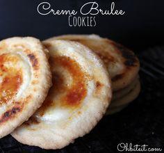 ~Creme Brulee Cookies!