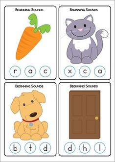Clip It! - Beginning Sounds activity and worksheets. Children clip pegs on the correct beginning sound, then complete one of the worksheets included in the pack. FUN way to practice beginning sounds! Could also use the worksheet as an assessment tool.
