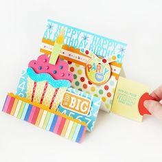 Layers of Fun Birthday Card