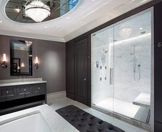 shower designs, contemporary bathrooms, color, dream, bathroom designs, master bathrooms, master baths, bathroom showers, marbl