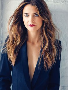 "Sneak Peek: 2014's World's Most Beautiful List | KERI RUSSELL | Age – 38, in this case – is just a number for Russell, who doesn't let the passing years hold her back. ""I feel that my girlfriends look better now than they ever did,"" she told T Magazine. ""Everything just works. I do secretly want my 21-year-old butt back. But other than that, I like being here, this age."""