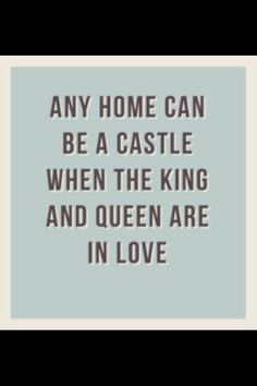 True love makes a home #quote #believe lingatesphotography.com