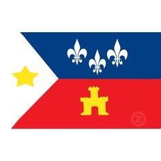 Cajun Flag