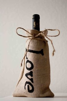 another use for #burlap