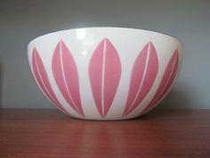PINK Cathrineholm Lotus Bowl