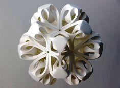 paper sculptures. ridic