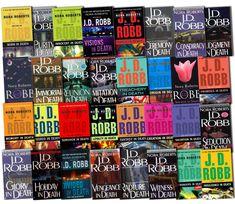 J.D. Robb: In Death (Series)